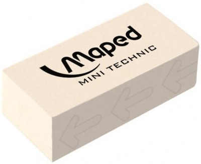 "Radír, MAPED ""Mini Technic"""